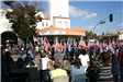 Veteran's Day Parade, Merced Theater