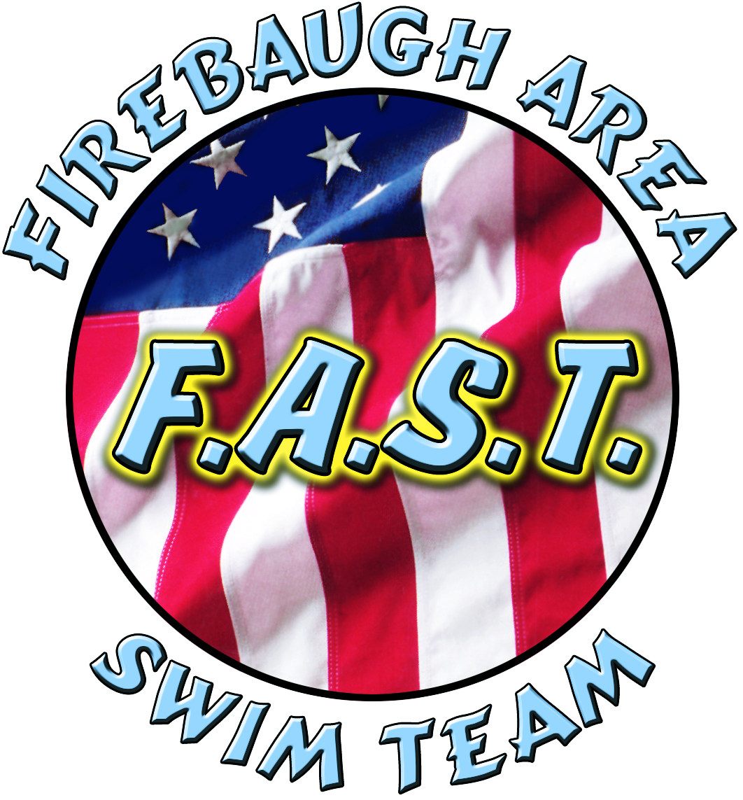 Firebaugh Area Swim Team logo