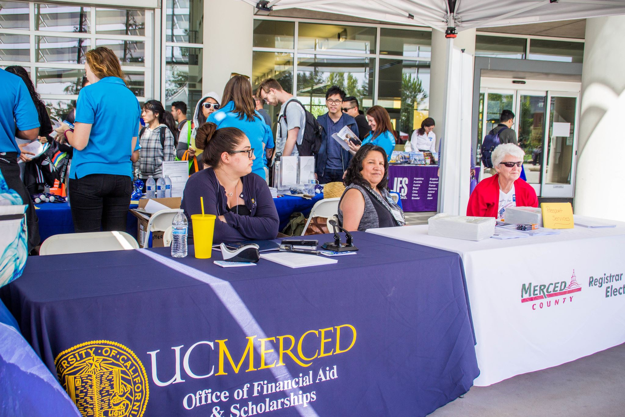 UC Merced Study Abroad Fair