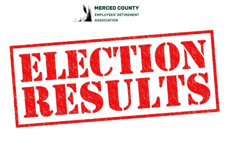 MCERA Election Results