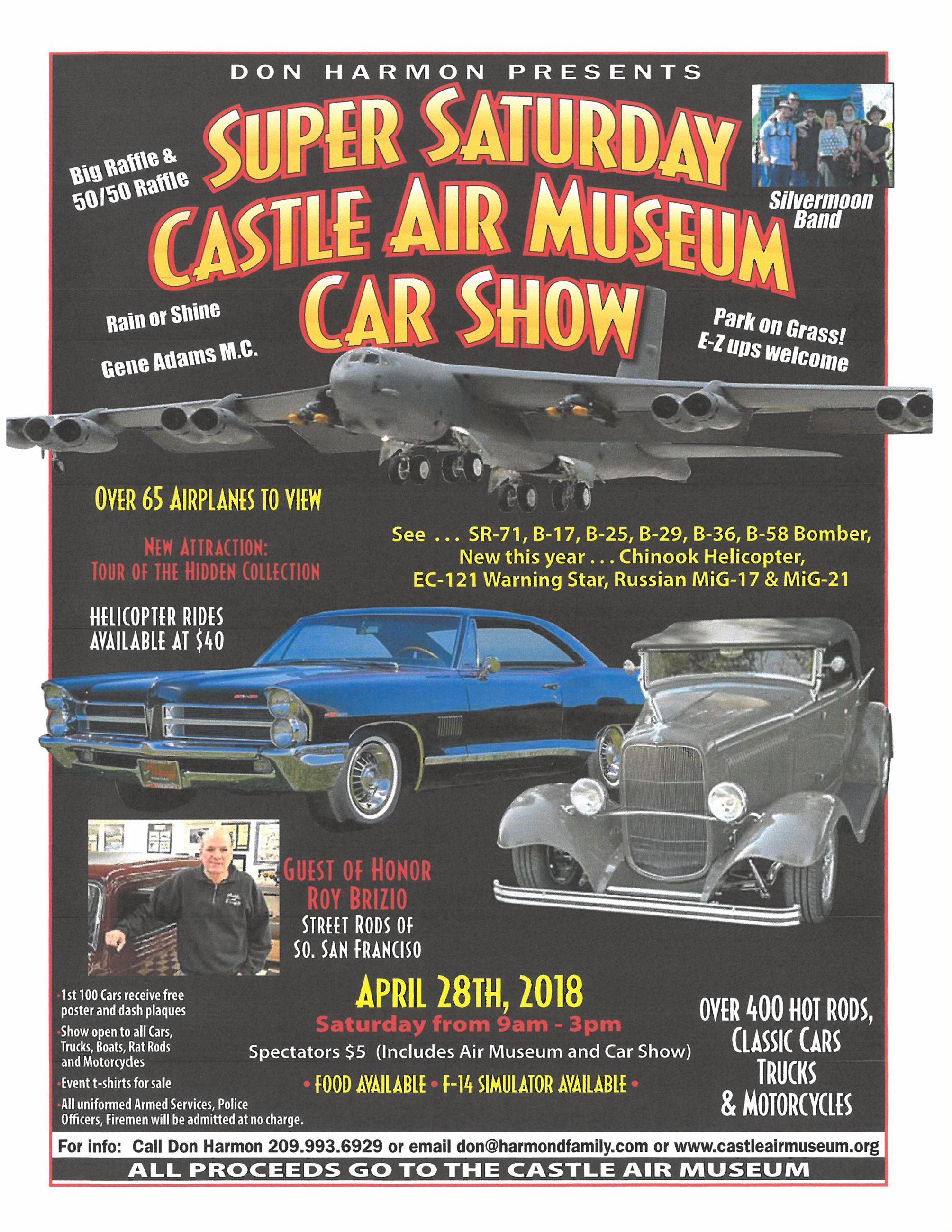 Merced County CA Official Website - Next car show near me
