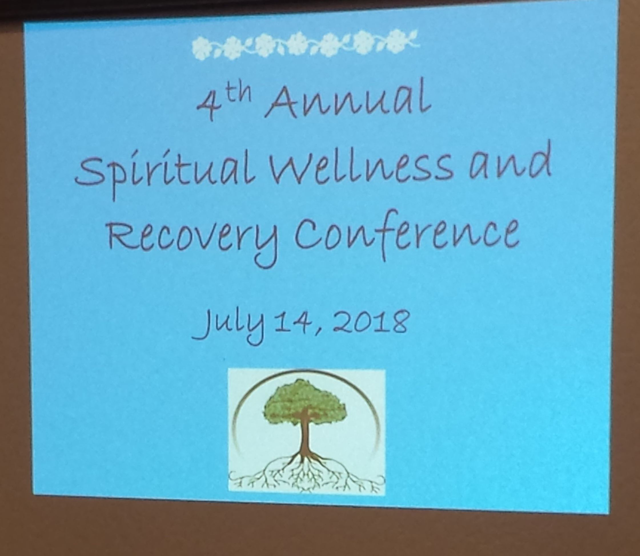 4th Annual Conference 07-14-18