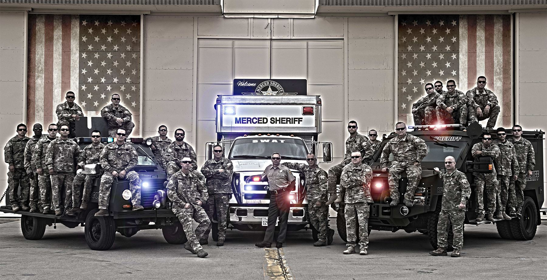2012 SWAT Team HD