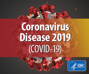 Coronavirus Info on CDC Website Opens in new window