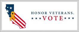 Honor Veterans. Vote