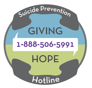 Central Valley Crisis and Suicide Prevention Hotline 1-888-506-5991